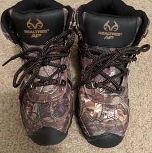 Boys Realtree  boots